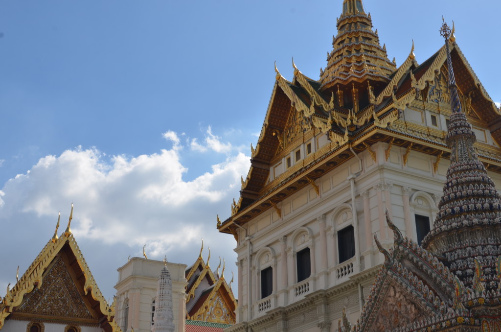Grand Royal Palace Bangkok fashionvoyager