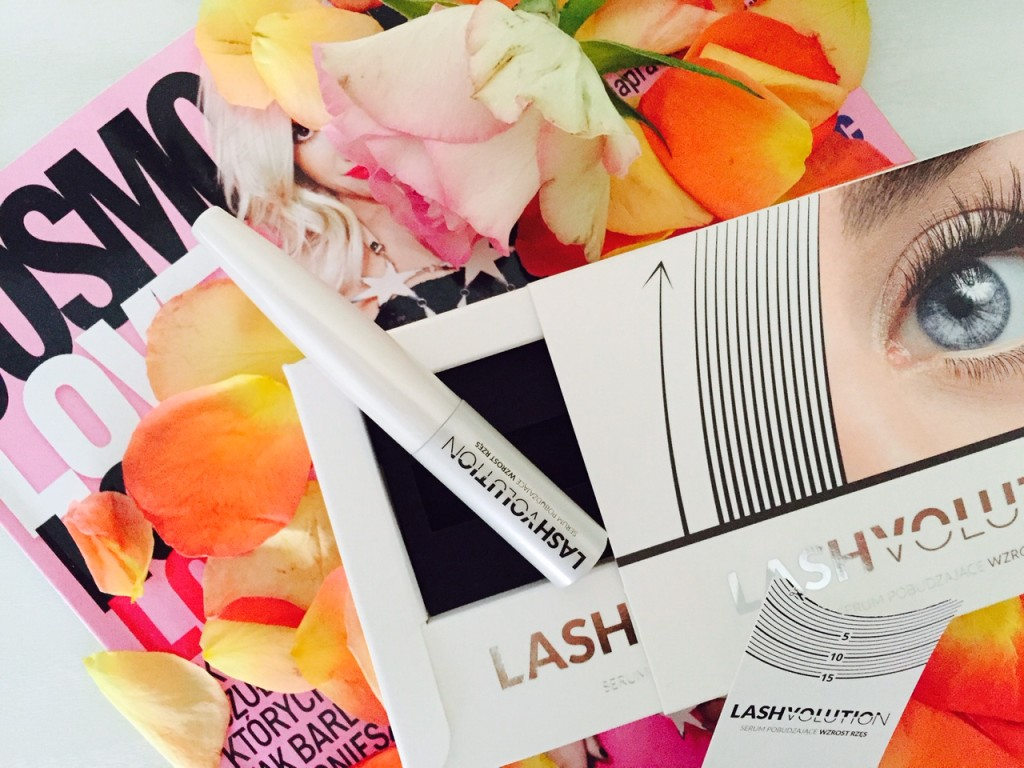 serum LashVolution FashionVoyager
